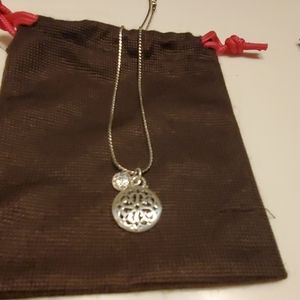 Brighton Silver Necklace